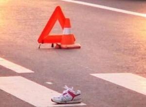 Жуткое видео ДТП, где на пешеходном переходе на Рылеева сбили ребёнка, попало в сеть