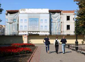 Для Тамбовской филармонии нашелся подрядчик: теперь реконструкцию обещают закончить в 2019 году