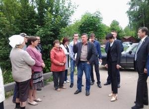 «Формирование комфортной городской среды» активно идет в Тамбове