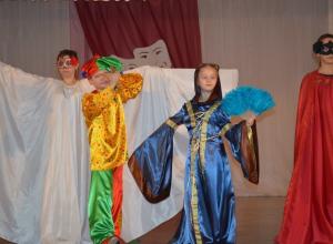 Юные театралы выступили на региональном этапе Всероссийского конкурса детских театральных коллективов «Театральная юность России».