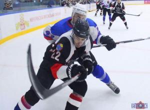 70 рублей стоит билет на матч-открытие хоккейного сезона в Тамбове