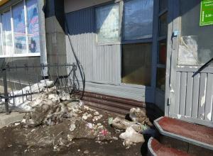 В центре Тамбова пропал контейнер для токсичных отходов