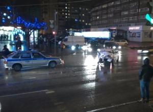 Крупная авария в центре Тамбова чудом обошлась без жертв