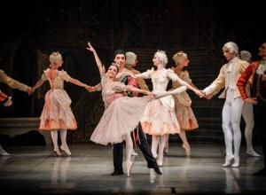 Сказочный фотообзор классического балета «Золушка» в Тамбове