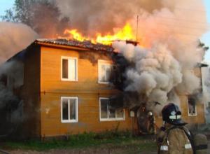 Лето дождливое, но количество пожаров в области увеличилось