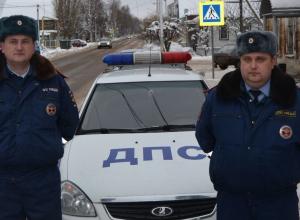 Мичуринские полицейские совершили «чисто человеческий поступок»