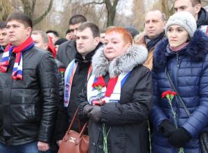 В Тамбове состоялся митинг, посвященный памяти воинов