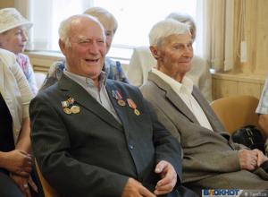 В Тамбове чествовали медиков-ветеранов Великой Отечественной войны