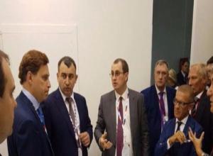 В Сочи одобрили тамбовские инвестиционные проекты стоимостью 25 миллиардов рублей
