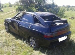 Два трупа в утонувшей машине обнаружены в реке Польной Воронеж