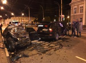 Массовое ночное ДТП на Советской унесло жизнь двадцатилетнего  водителя
