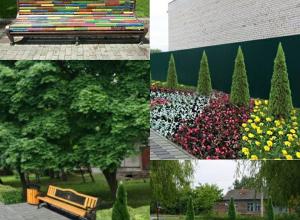 Рулонные газоны, парковые диваны и живая изгородь: три тамбовских сквера будут благоустроены в 2018 году