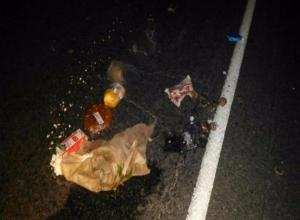 Водитель «Мерседеса» сбил женщину в Гавриловском районе