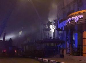 Горячее 9 мая в Тамбове: три пожара в один день
