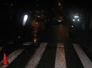 На улице Чичерина в Тамбове снова пострадал пешеход