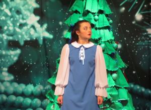 Герои любимой новогодней сказки незабываемо поздравили тамбовчан. Фотообзор