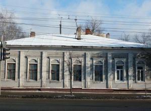 В Тамбове выясняют, кто разобрал крышу исторического здания