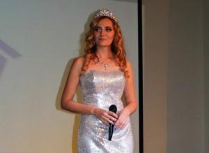 В финал всероссийского конкурса «Мисс молодёжь» вышла тамбовчанка Мария Куценко