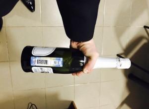 Праздник к нам приходит. В Мичуринске изъято 134 бутылки контрафактной алкогольной продукции