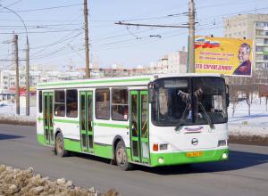 Бесплатным будет в день выборов весь муниципальный транспорт Тамбова