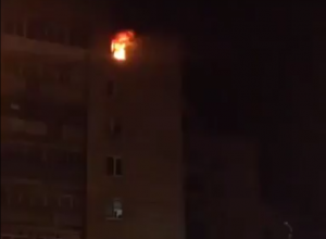 78-летний инвалид погиб в сгоревшей квартире на Советской в Тамбове