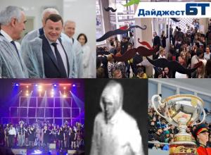 Неделя визитов высоких гостей, побед на льду, субботников и паводка: события большие и маленькие в еженедельном дайджесте