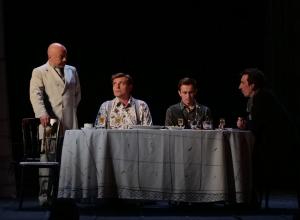 Тамбов увидел отцов и сыновей, получивших высшую театральную премию «Золотой софит»