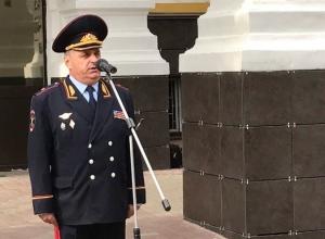 Юрий Кулик - начальник ГУ МВД по Нижегородской области
