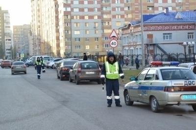 В Тамбовской области сотрудники ГИБДД проверили родительскую ответственность