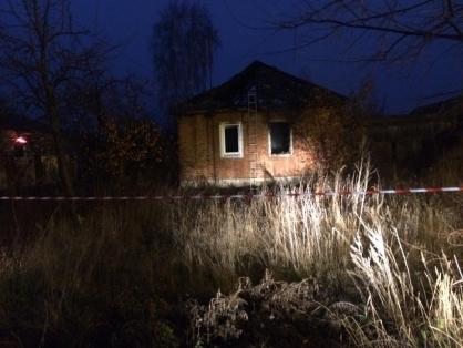 Пожар в Сосновке забрал жизни шести человек. Имена четырех уже известны