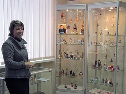 Втамбовской Усадьбе Асеевых открывается выставка «Колокольчики России»