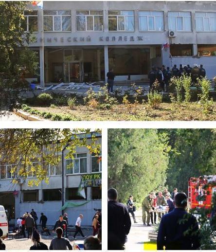 «В момент выпавших на вашу долю испытаний вы не одни» - глава администрации области и тамбовчане выразили поддержку пострадавшим в Керчи
