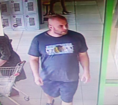Тамбовские полицейские разыскивают подозреваемого  в краже