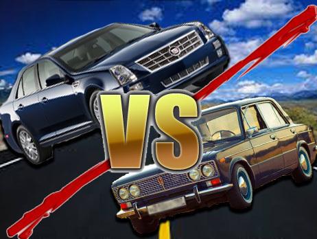 В России чаще угоняют Cadillac, а в Тамбовской области «классику»