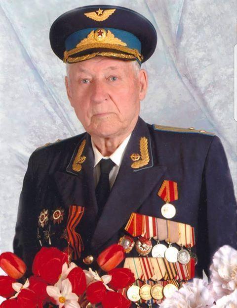 99-й День рождения отметил ветеран Великой Отечественной войны, член Союза журналистов России Александр Боднар