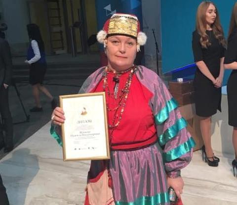 Концертмейстер из Рассказовского района получила Премию им. Луначарского