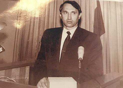 В Тамбове почтили память Валерия Коваля и пообещали установить ему памятник