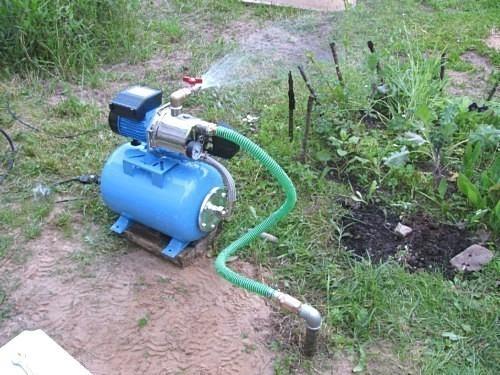 Водяную станцию украли и нашли в районе Жердевки