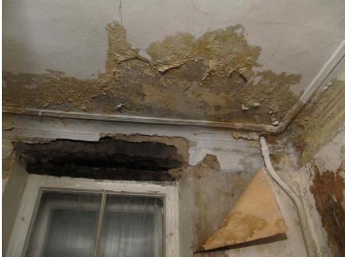 Последствия капитального ремонта тамбовских домов требуют нового капитального ремонта