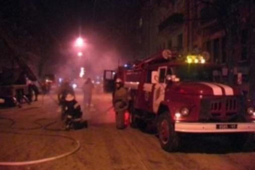 Женщина погибла в сгоревшей квартире в центре Тамбова