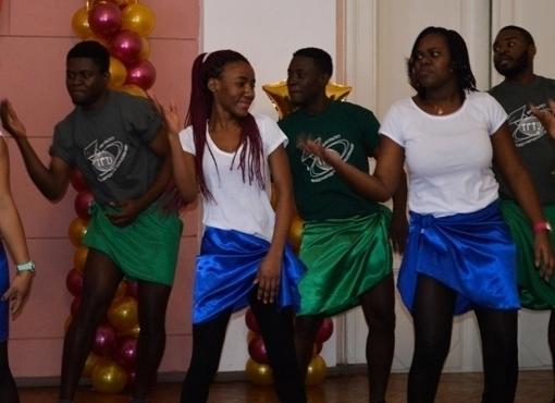 Студенты из Замбии отметили День независимости в Тамбове