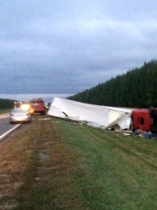 Четверо человек погибло в автокатастрофе на трассе «Тамбов-Пенза»