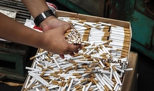 ФСБ пресекла деятельность подпольного цеха по производству сигарет