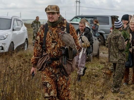 Мичуринец стал чемпионом России в соревнованиях охотников с ловчими птицами