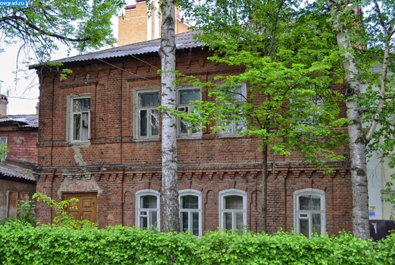 Первый канал отстаивает сохранение исторических зданий в центре Тамбова