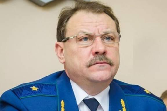 В Тамбове обсуждают судьбу областного прокурора