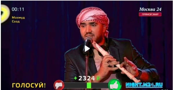 «Страха проиграть не было» Тамбовский студент из Иордании покорил еще одно телевизионное шоу