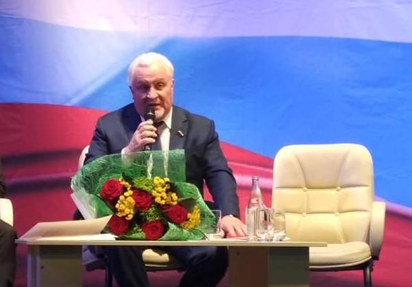 Всем оставаться на своих местах! Секретарем реготделения «Единой России» вновь избран Евгений Матушкин