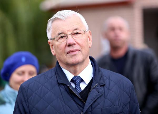 Главой Токаревского района снова стал Виктор Айдаров