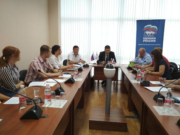 Тамбовские «единороссы» высказались о пенсионной реформе